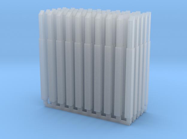 1/87 Fo/Ru/26 in Smooth Fine Detail Plastic