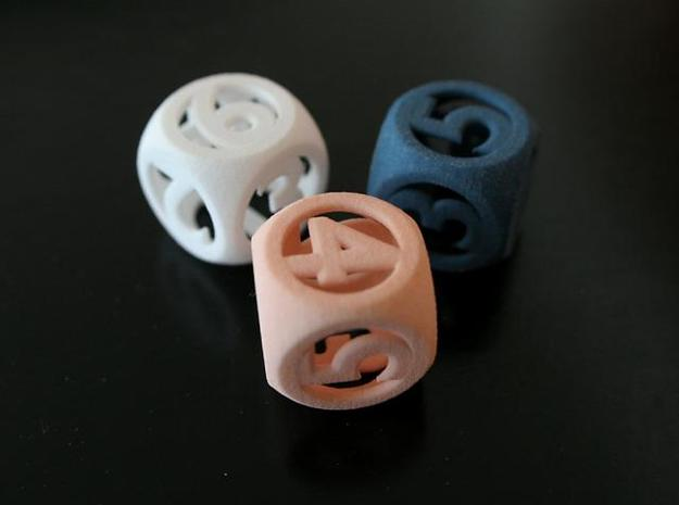 hollow round die 3d printed Various Strong & Flexible colors
