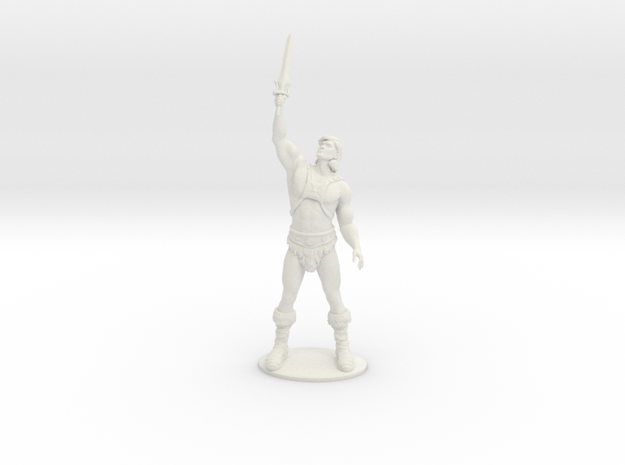 He-Man Miniature