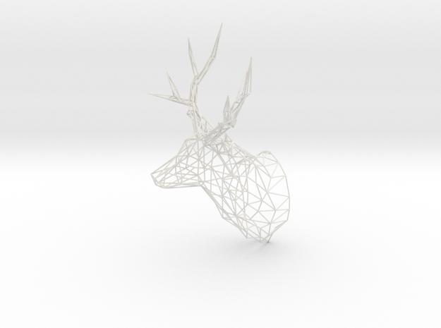 Deer Stag Trophy Head 400mm High