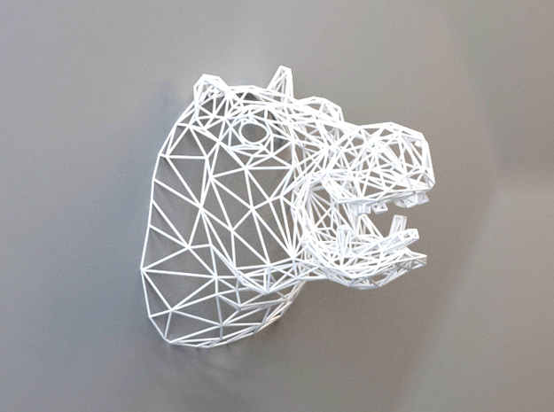 Hippo 3d printed