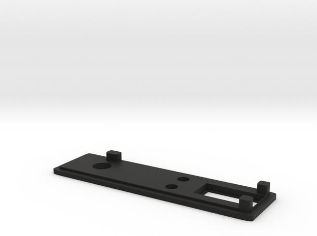 20700 30mm G+ Bezel in Black Natural Versatile Plastic