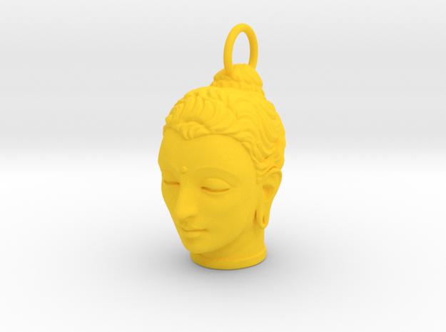 Gandhara Buddha Keychains 2 inches tall