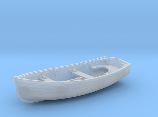 1/96 Scale Allied 10ft Dinghy