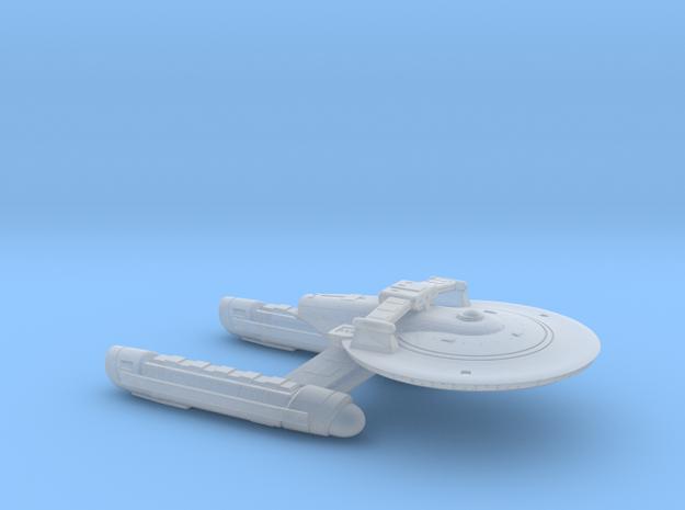 Terran Strike Cruiser - 1:7000 in Frosted Ultra Detail