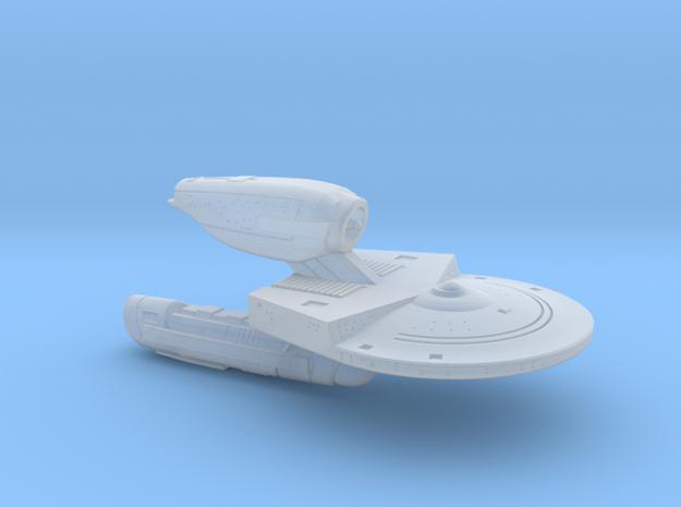 Terran Rankine Class Science Cruiser - 1:7000 in Smooth Fine Detail Plastic