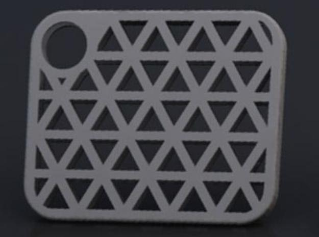 Flash Cover Triangles 3d printed Render