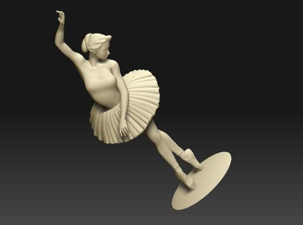 Ballet-M 3d printed Description