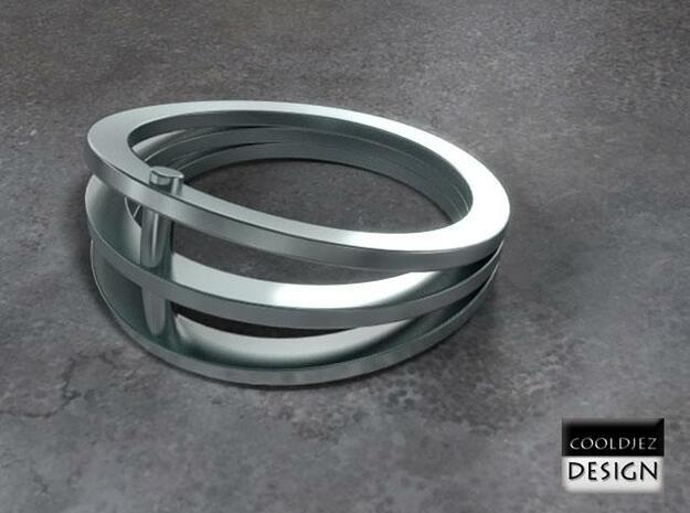 Ring - Vizor 3d printed Render