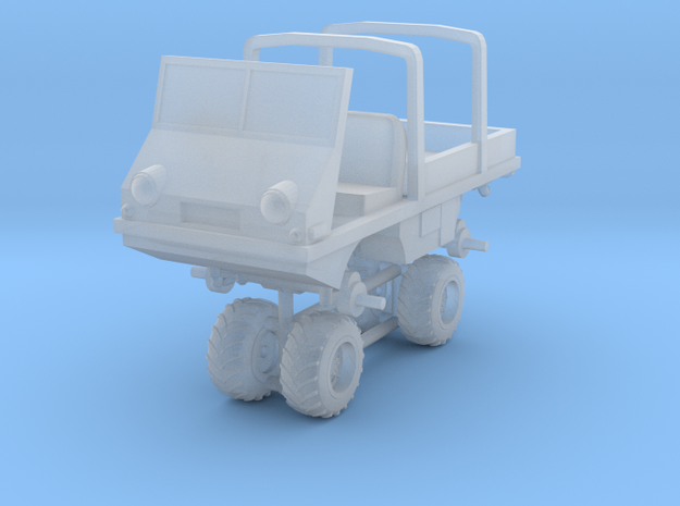 1/87 Scale Hafaflinger 4x4 in Frosted Ultra Detail