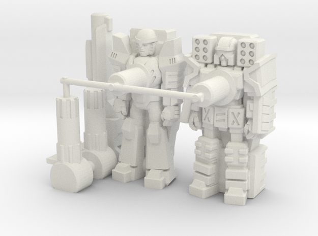 Quake Targetmaster 2-Pack (5mm)