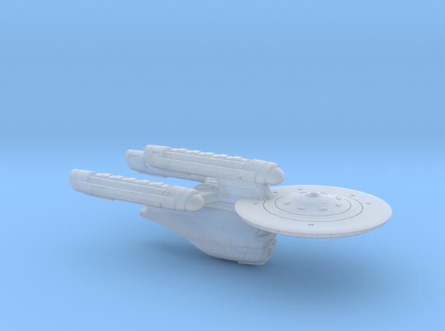 "Terran ""Union"" Class Dreadnought - 1:7000 in Smooth Fine Detail Plastic"