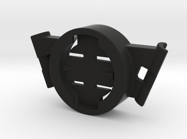 Garmin Saddle Rail Mount 1 (fitment in description in Black Strong & Flexible