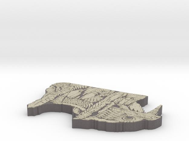 Nierem Irimet in Full Color Sandstone