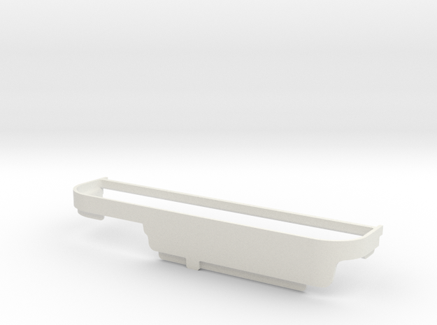 Cisco AP3802I Full Back Cover in White Natural Versatile Plastic