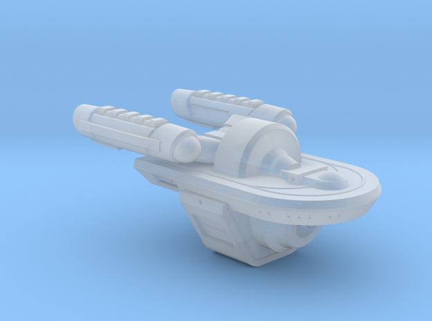 Terran Altair Class Transport - 1:7000 in Smooth Fine Detail Plastic