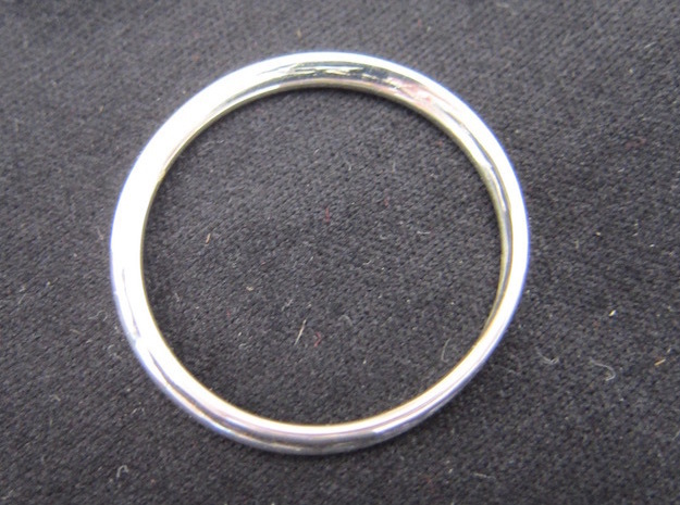 Ring Mobius facet