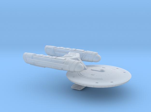 Terran Heavy Destroyer - 1:7000 in Frosted Ultra Detail