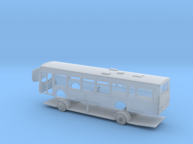 Volvo B7 Wright Gemini 1/148 in Frosted Ultra Detail