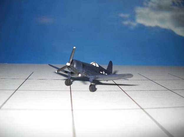 Vought F4U-1D Corsair - Zscale in Frosted Ultra Detail