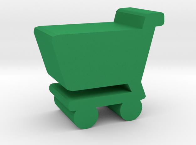 Game Piece, Shopping Cart