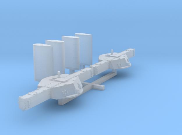 1/350 Mk.38 Directors, Modernized