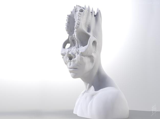 CrownedKing_0.02 3d printed