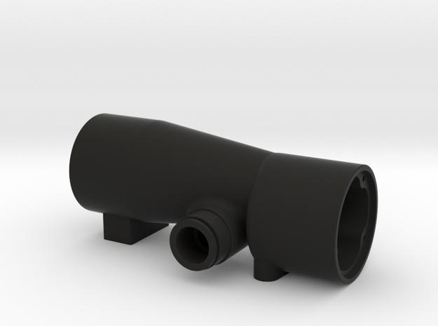Bespin SOLO scope body in Black Natural Versatile Plastic