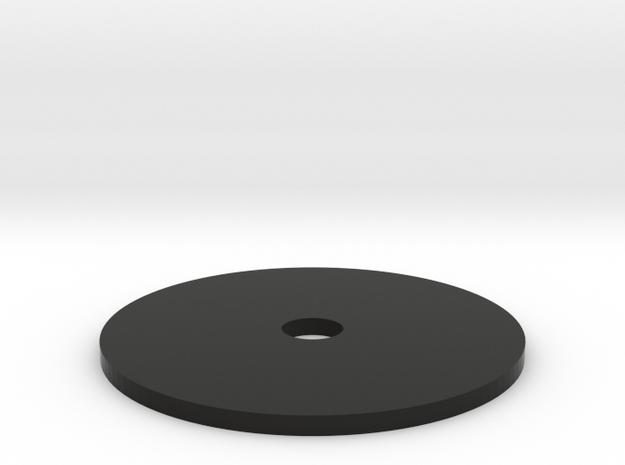 Bruder 574 Loader - FrontSideSpacer in Black Natural Versatile Plastic