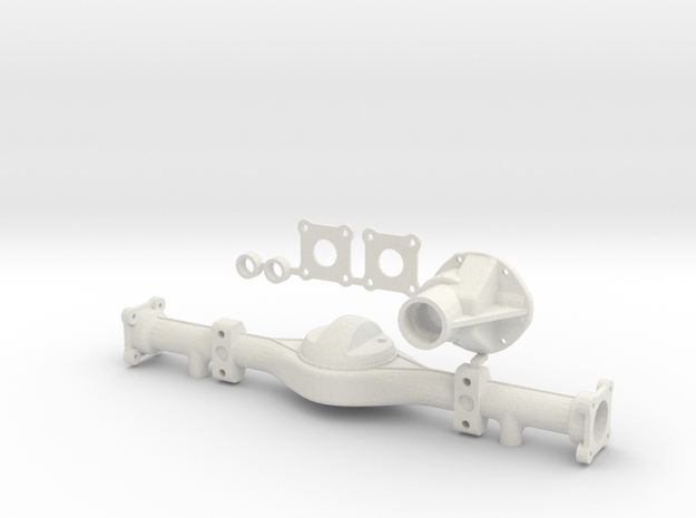 Hilux Rear Axle Top Leaf Attachment