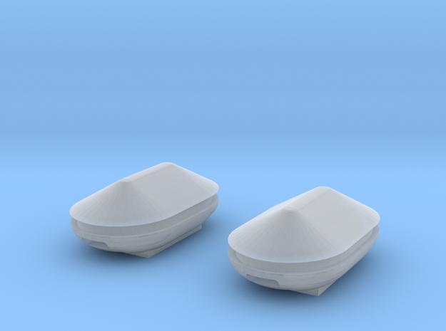 Docking Bay Tanks, 1:72 in Smooth Fine Detail Plastic