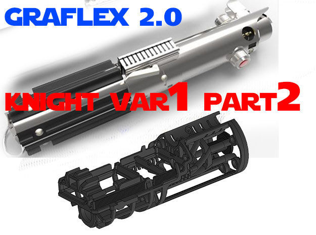 Graflex2.0 - Knight Chassis Variant 1 - Part2
