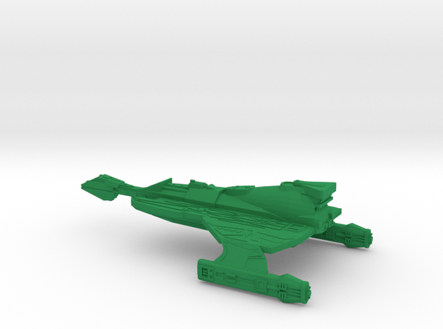 5k L-24b in Green Processed Versatile Plastic