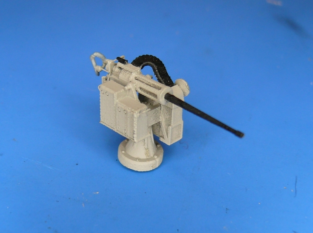 25mm Cannon kit x 2 - 1/96 3d printed