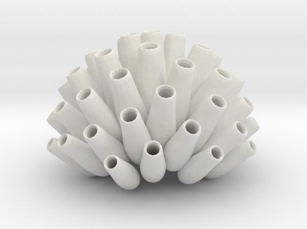 Sponge 2 in White Strong & Flexible: 1:32