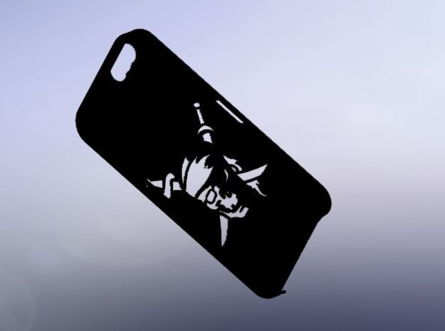 IPhone 5s PiRATES CASE in Black Strong & Flexible