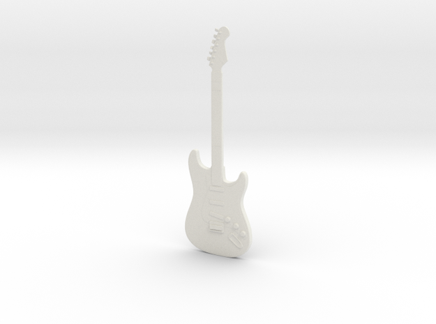 Electric Guitar (Stratocaster)!
