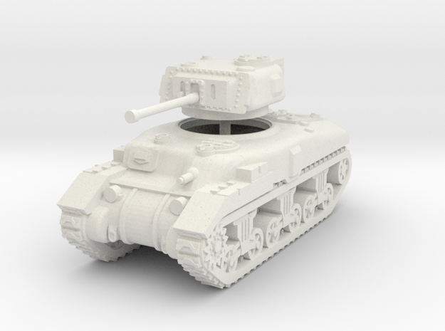 1/72 Ram II in White Strong & Flexible