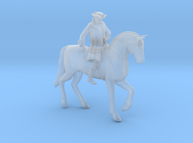 Paul Revere's Midnight Ride in Smoothest Fine Detail Plastic: 1:64 - S