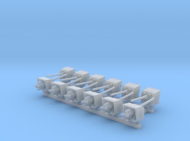 "1/600 HMS Hood 5.5"" MKI Guns Ports Open x12"