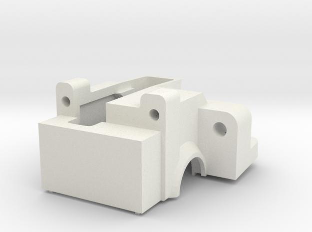 LA-32-R in White Natural Versatile Plastic