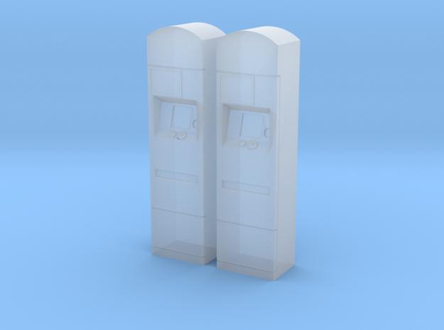 TJ-H04560x2 - Distributeurs de billets TER in Smooth Fine Detail Plastic