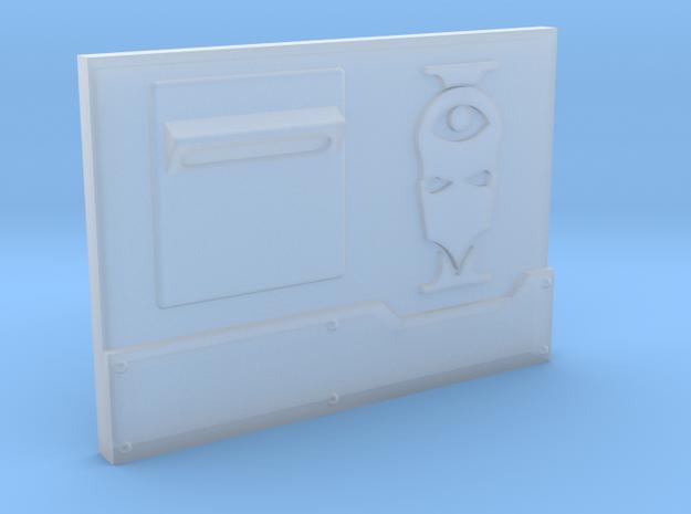 """Silent Space Nuns """"Metal Box APC"""" Panel #1 Lite"""