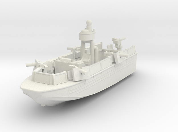 1/144 USN Riverine Assualt Boat  (With guns) - Coa