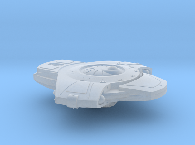 Terran Indifferent Class Escort - 1:7000 in Smooth Fine Detail Plastic