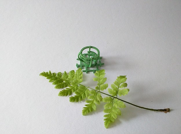 ...a small reminder?...... in Green Processed Versatile Plastic: Small