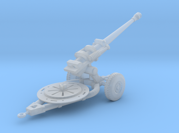 L118 Light Gun Solid Model (1:144)