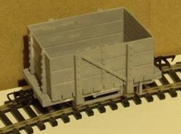 A-1-35-wdlr-a-class-open-wagon1d 1/35 scale in White Natural Versatile Plastic