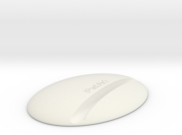 IPad Air2 Ufo in White Strong & Flexible