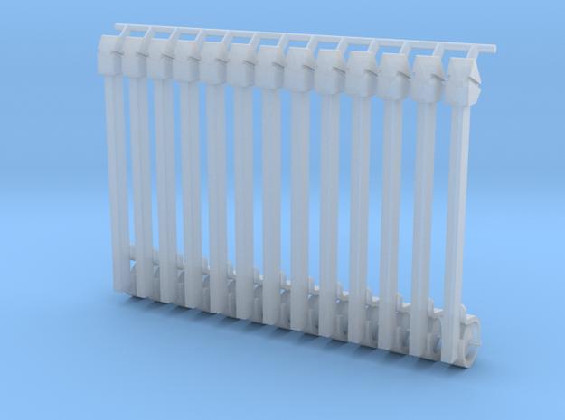 Sf Green 4wd-1 Flasher Bars 12